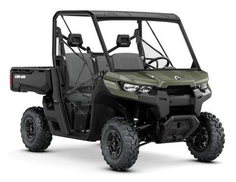 2018 Can-Am Defender DPS HD5 in Santa Rosa, California