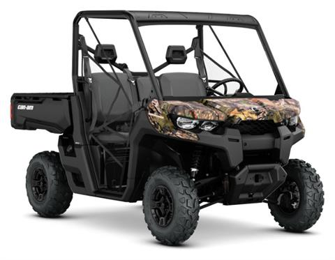 2018 Can-Am Defender DPS HD5 in Adams, Massachusetts