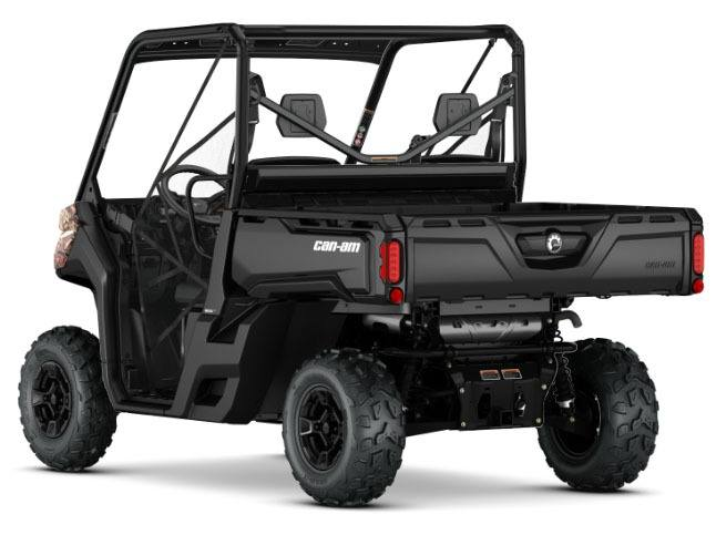 2018 Can-Am Defender DPS HD5 in Kamas, Utah