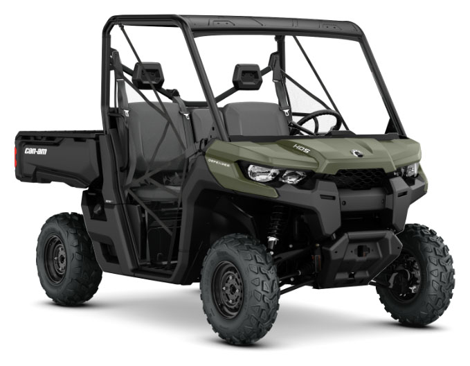 2018 Can-Am Defender HD5 in Colebrook, New Hampshire