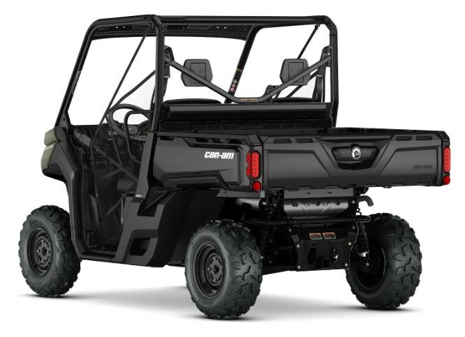 2018 Can-Am Defender HD5 in Garberville, California