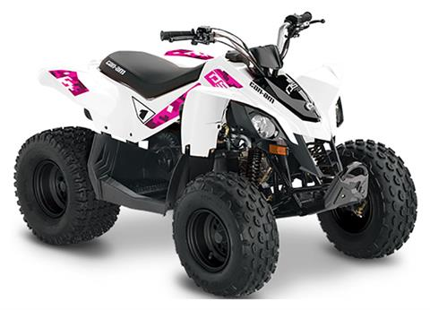 2019 Can-Am DS 70 in Saint Johnsbury, Vermont