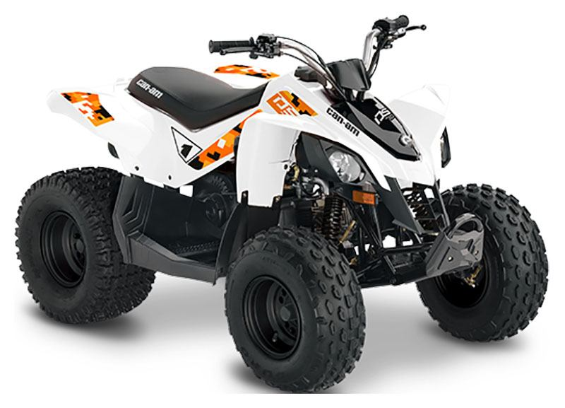 2019 Can-Am DS 70 in Port Angeles, Washington - Photo 2