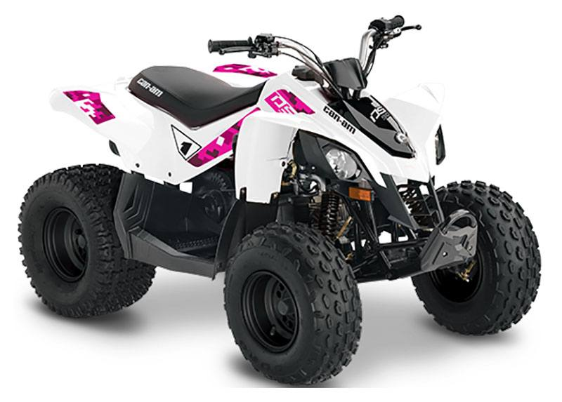 2019 Can-Am DS 90 in Jones, Oklahoma