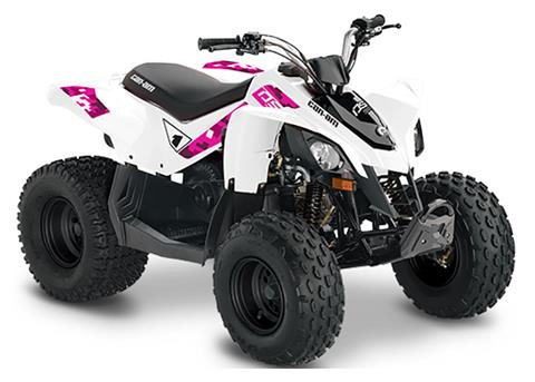 2019 Can-Am DS 90 in Seiling, Oklahoma