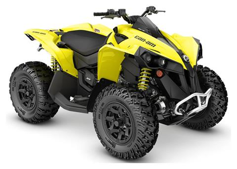 2019 Can-Am Renegade 570 in Colebrook, New Hampshire
