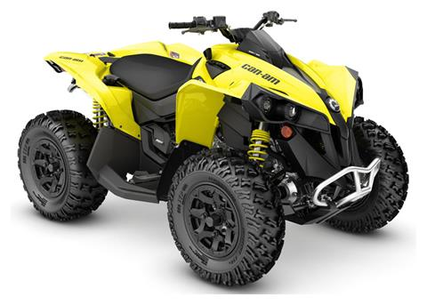 2019 Can-Am Renegade 850 in Colebrook, New Hampshire