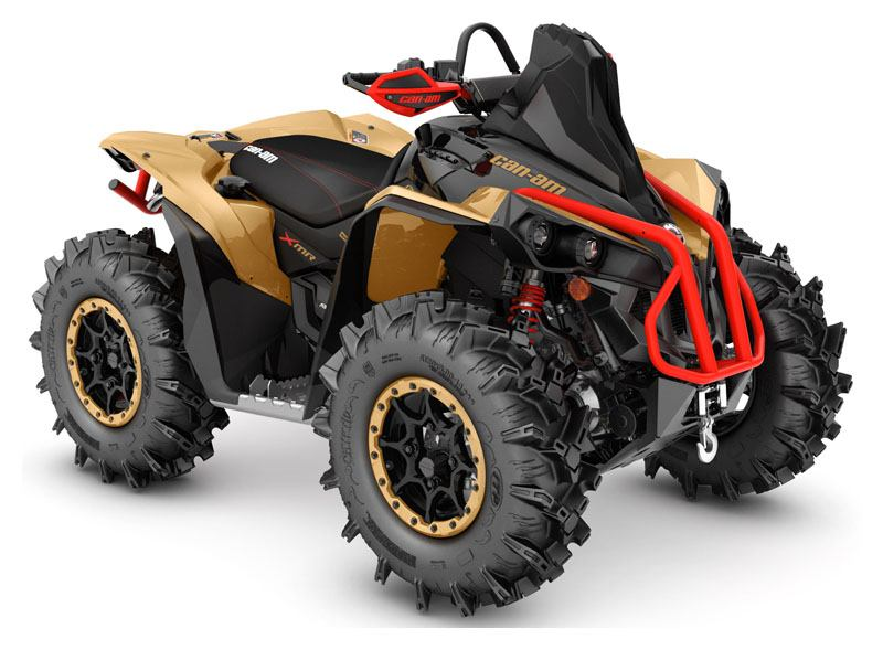 2019 Can-Am Renegade X MR 1000R in Broken Arrow, Oklahoma