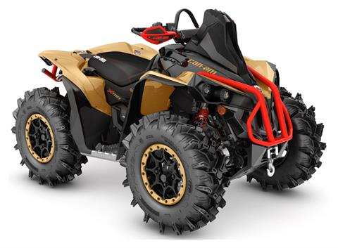 2019 Can-Am Renegade X MR 1000R in Augusta, Maine