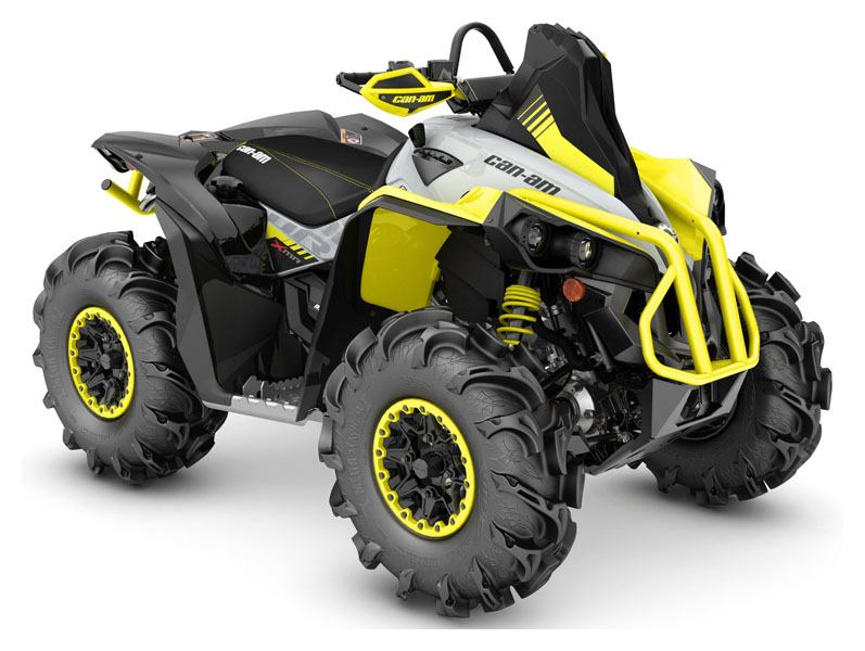 2019 Can-Am Renegade X MR 570 in Kittanning, Pennsylvania