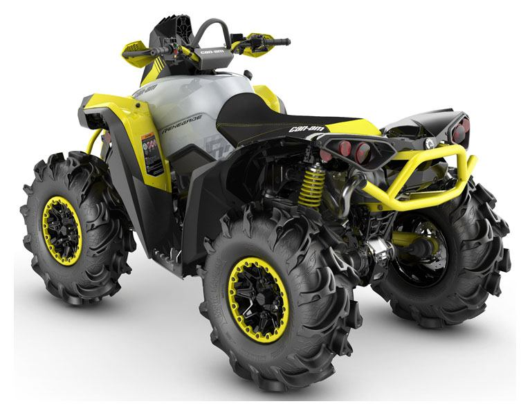 2019 Can-Am Renegade X MR 570 in Bennington, Vermont - Photo 2