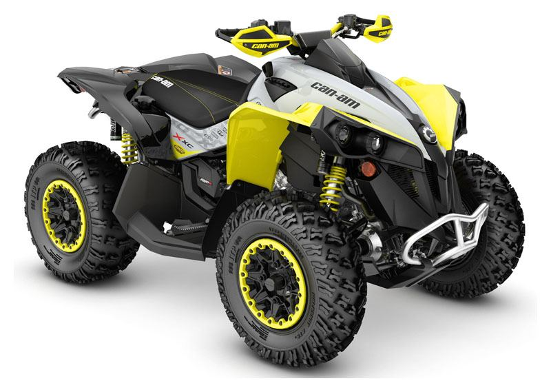 2019 Can-Am Renegade X xc 1000R in Saint Johnsbury, Vermont