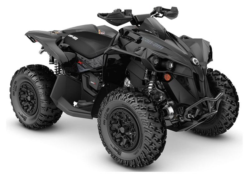 2019 Can-Am Renegade X xc 1000R in Shawano, Wisconsin