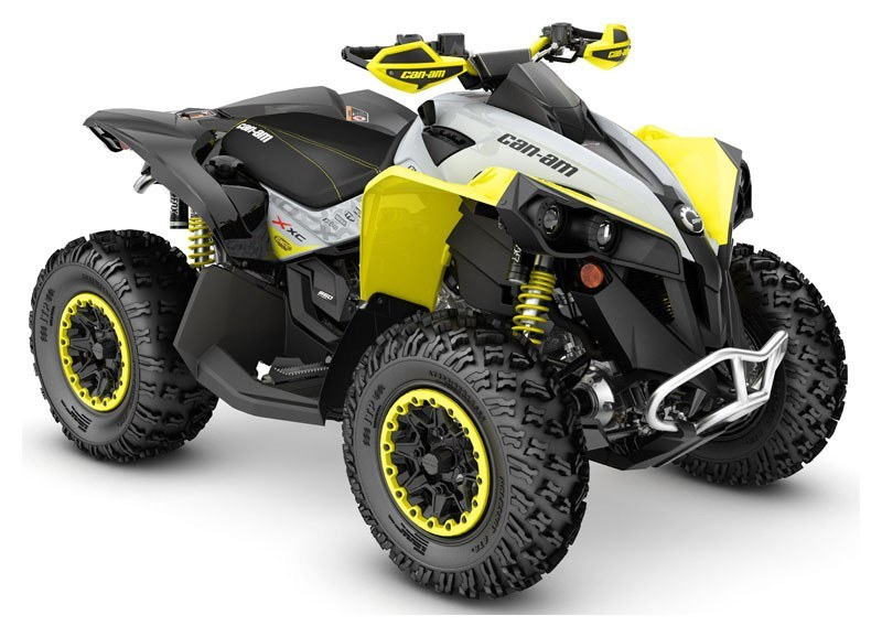 2019 Can-Am Renegade X xc 850 in Lakeport, California