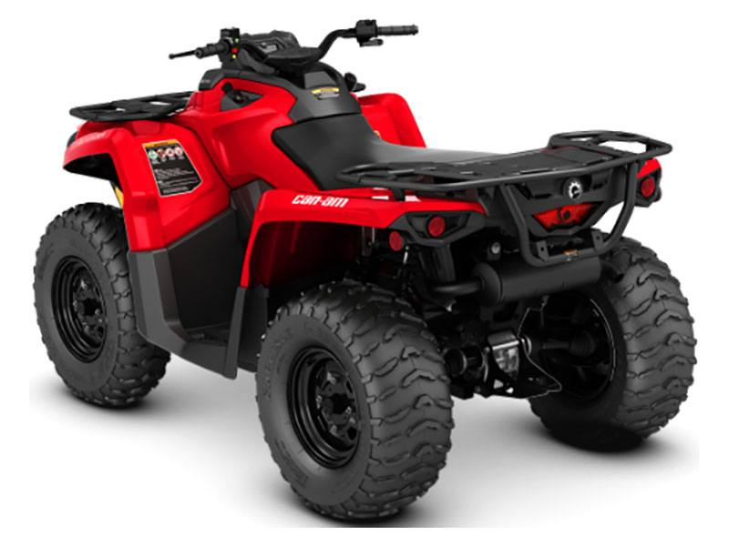 2019 Can-Am Outlander 570 in Greenwood, Mississippi