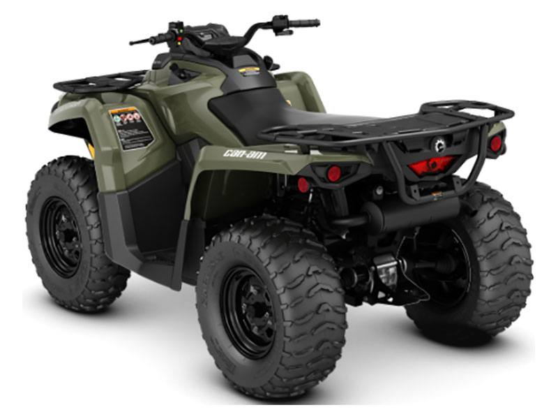 2019 Can-Am Outlander 570 in Elk Grove, California