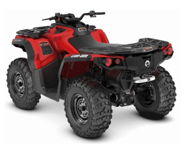 2019 Can-Am Outlander 650 in Hollister, California