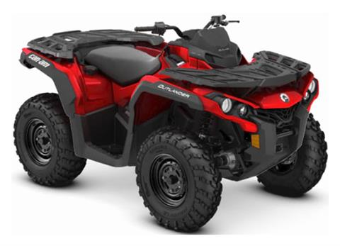 2019 Can-Am Outlander 650 in Concord, New Hampshire
