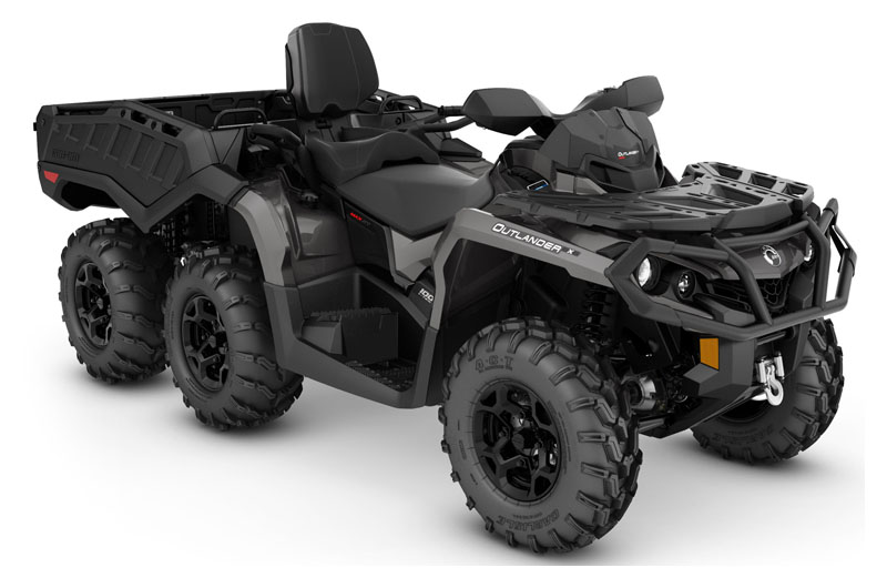 2019 Can-Am Outlander MAX 6x6 XT 1000 in Waco, Texas