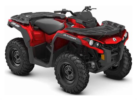 2019 Can-Am Outlander 850 in Jones, Oklahoma