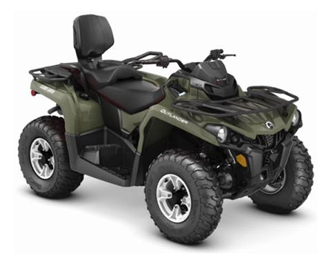 2019 Can-Am Outlander MAX DPS 450 in Woodruff, Wisconsin