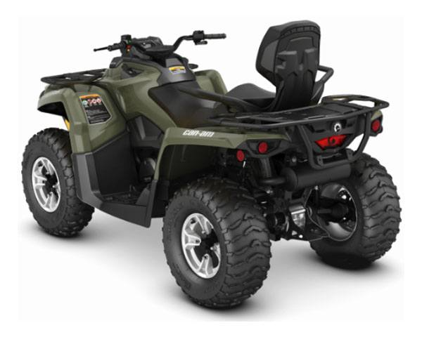 2019 Can-Am Outlander MAX DPS 450 in Waterbury, Connecticut - Photo 2