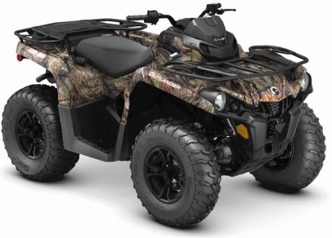 2019 Can-Am Outlander DPS 450 in Woodruff, Wisconsin