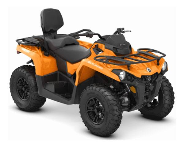 2019 Can-Am Outlander MAX DPS 450 in Hillman, Michigan