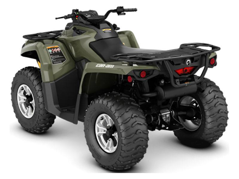 2019 Can-Am Outlander DPS 570 in Colebrook, New Hampshire
