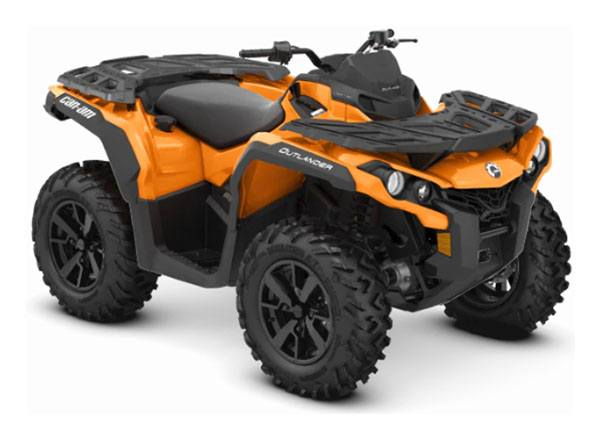 2019 Can-Am Outlander DPS 650 in Castaic, California