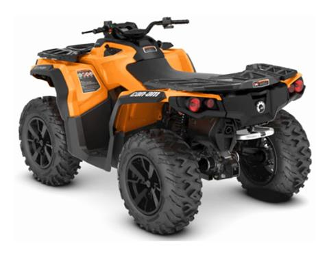2019 Can-Am Outlander DPS 650 in Derby, Vermont