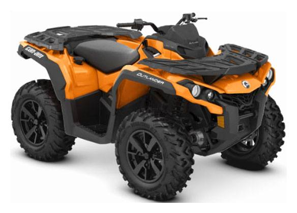 2019 Can-Am Outlander DPS 650 in Island Park, Idaho