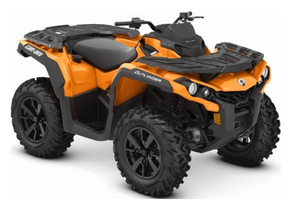 2019 Can-Am Outlander DPS 850 in Wilmington, Illinois