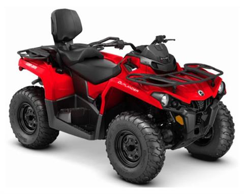 2019 Can-Am Outlander MAX 450 in Woodruff, Wisconsin