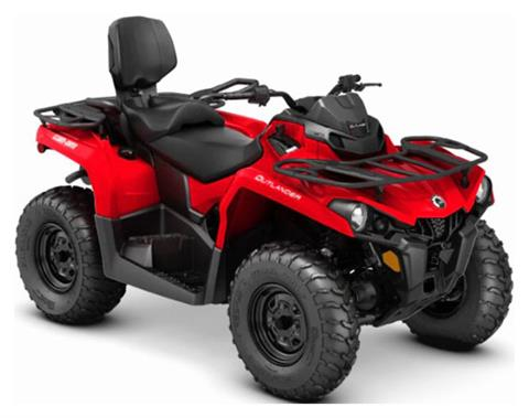 2019 Can-Am Outlander MAX 450 in Land O Lakes, Wisconsin