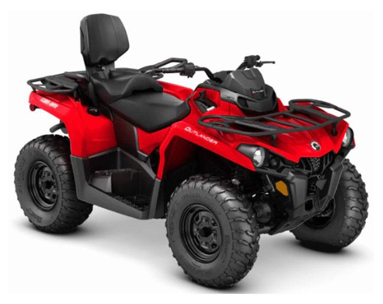 2019 Can-Am Outlander MAX 450 in Greenwood, Mississippi
