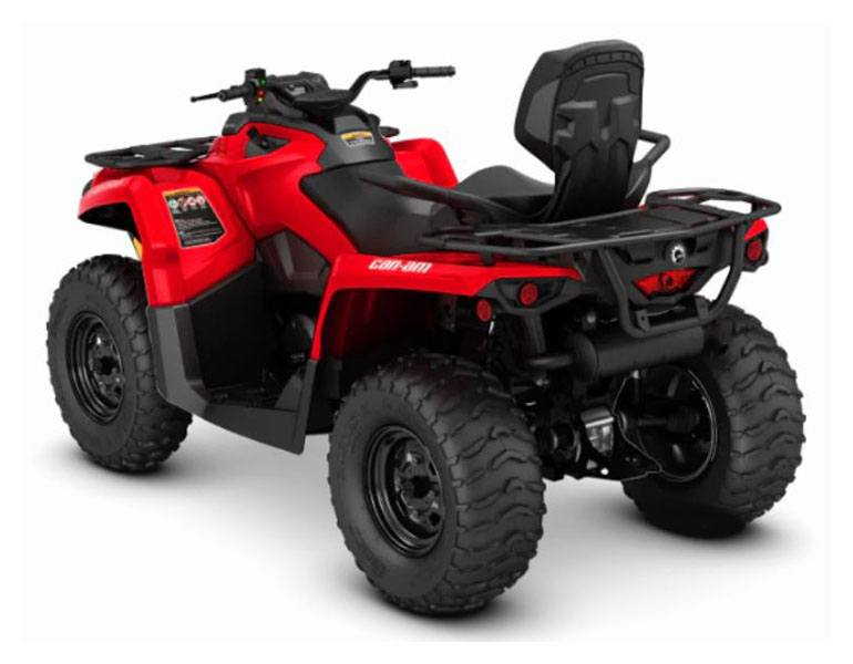2019 Can-Am Outlander MAX 450 in Colebrook, New Hampshire