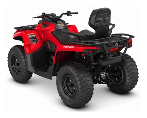 2019 Can-Am Outlander MAX 570 in Oklahoma City, Oklahoma - Photo 2