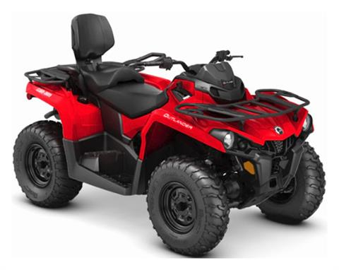 2019 Can-Am Outlander MAX 570 in Hillman, Michigan