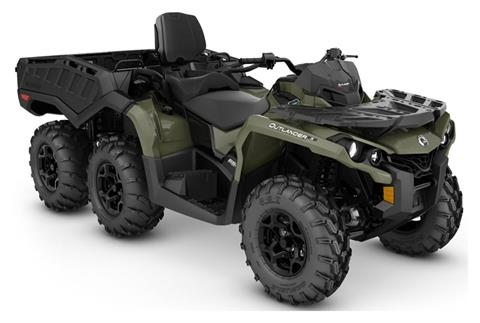 2019 Can-Am Outlander MAX 6X6 DPS 650 in Wilmington, Illinois