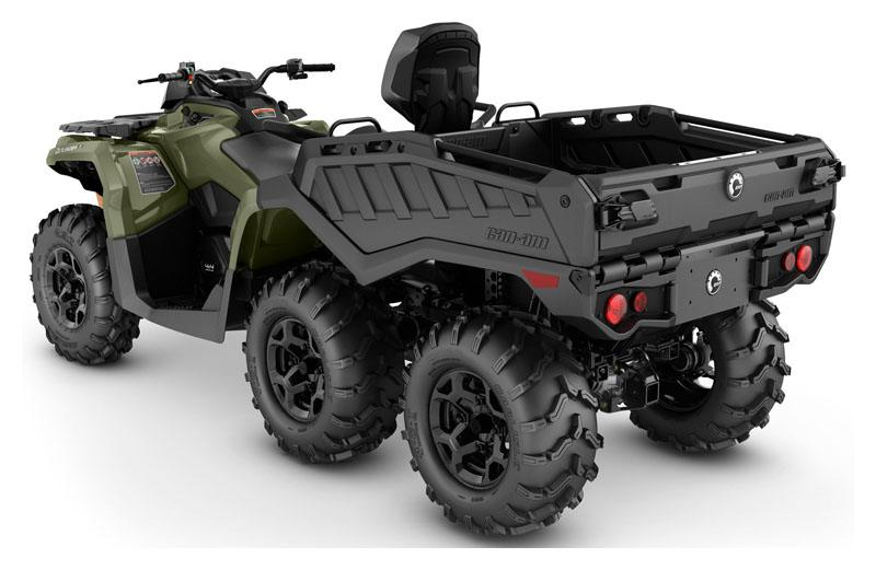 2019 Can-Am Outlander MAX 6X6 DPS 650 in Wasilla, Alaska - Photo 2