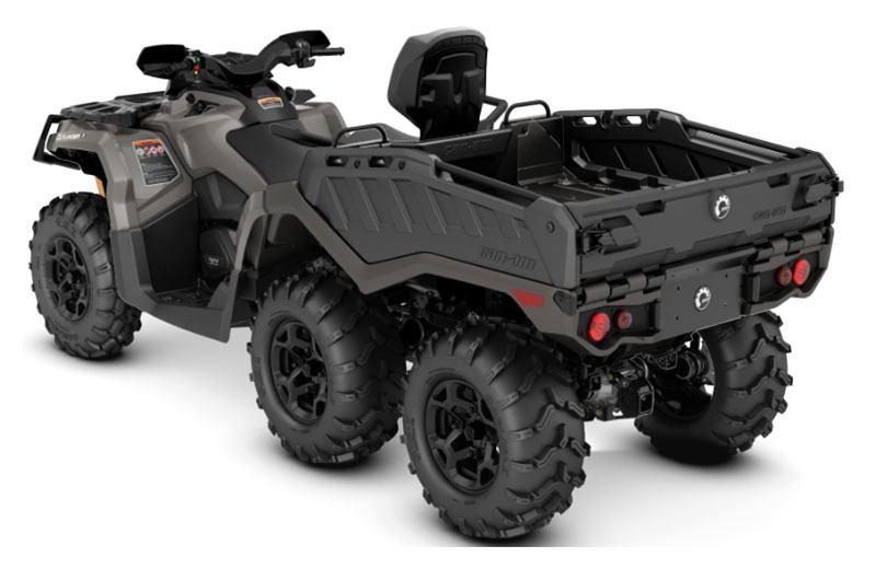 2019 Can-Am Outlander MAX 6x6 XT 1000 in Presque Isle, Maine