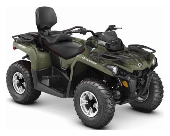 2019 Can-Am Outlander MAX DPS 450 in Muskegon, Michigan - Photo 1