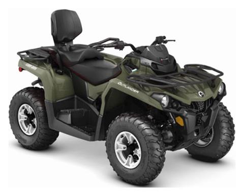 2019 Can-Am Outlander MAX DPS 450 in Portland, Oregon