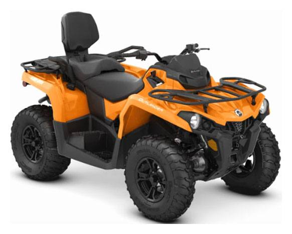 2019 Can-Am Outlander MAX DPS 450 in Augusta, Maine - Photo 1