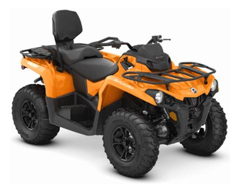 2019 Can-Am Outlander MAX DPS 570 in Colebrook, New Hampshire