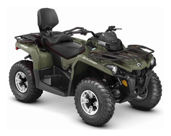 2019 Can-Am Outlander MAX DPS 570 in Cartersville, Georgia