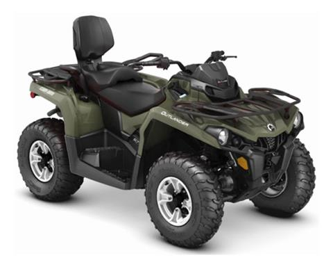 2019 Can-Am Outlander MAX DPS 570 in Enfield, Connecticut