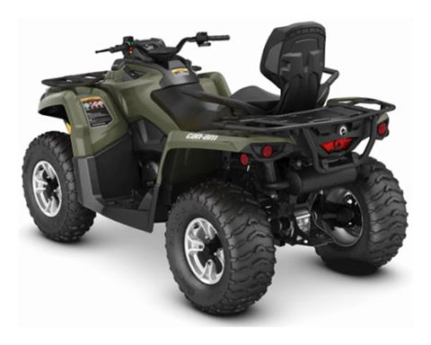 2019 Can-Am Outlander MAX DPS 570 in Waterbury, Connecticut - Photo 2