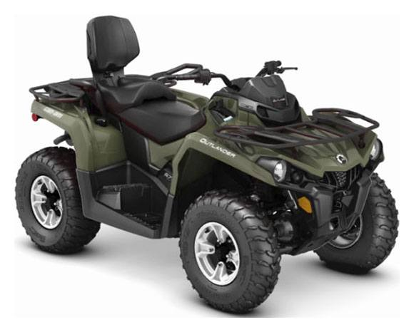 2019 Can-Am Outlander MAX DPS 570 in Land O Lakes, Wisconsin